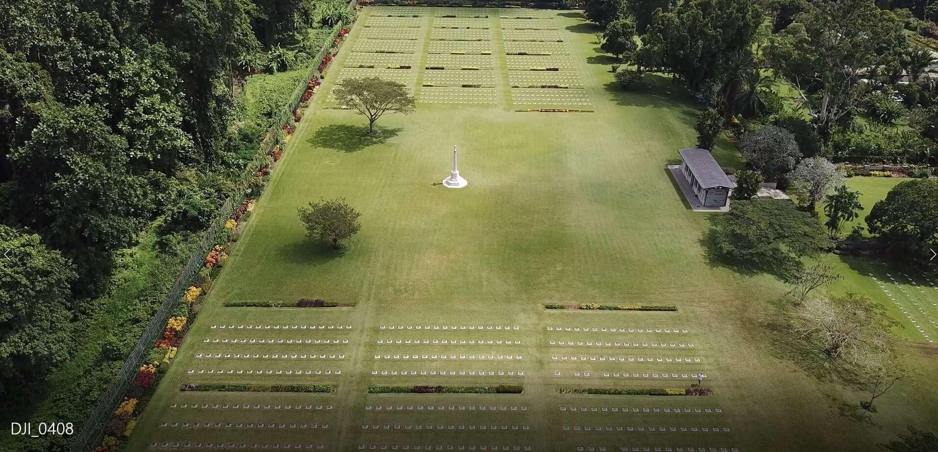 Lae-War-Cemetery