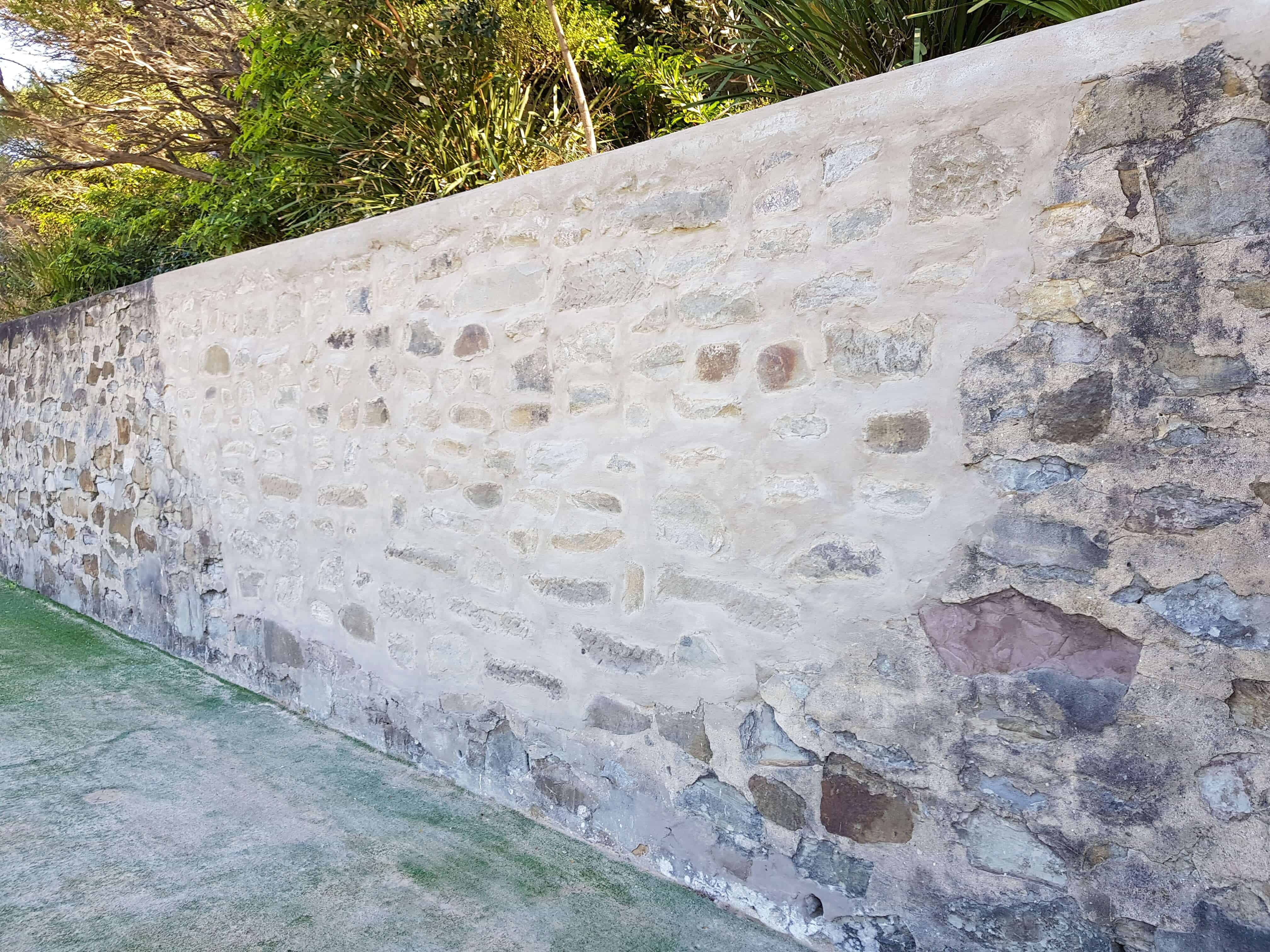 The-Hill-Tennis-Courts-Newcastle-City-Council-retaining-wall-renewal